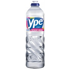 DETERGENTE YPE CLEAR 24x500ML