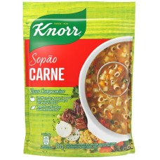 SOPAO KNORR + MACARRAO CARNE 2X195G