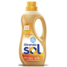 SABAO LIQUIDO GIRANDO SOL GLICERINA 12X1L PT