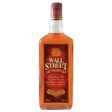 WHISKY WALL STREET 1X1L