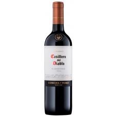 VINHO CASILLERO DEL DIABLO CARMENERE 1x750ML